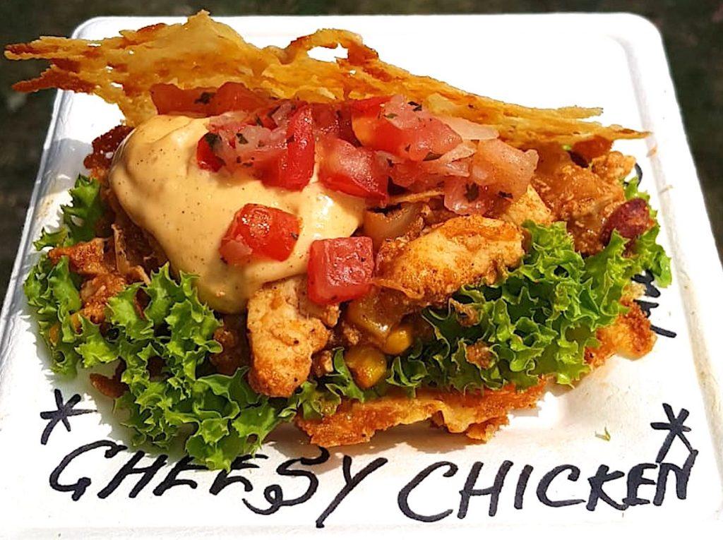 El Fuego Chicken